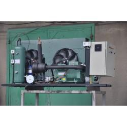 Холодильное решение на базе агрегата (агрегатов) Bitzer сборки  «МС ХОЛОД»