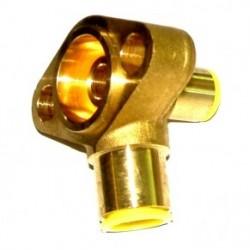 Корпус вентиля угловой C  501-7 MM