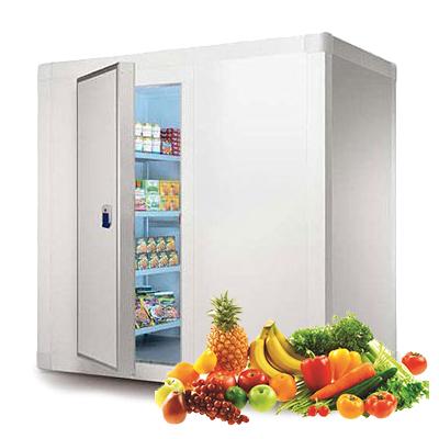 Холодильные камеры для хранения мороженого