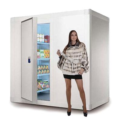 Холодильное оборудование для хранения меховых изделий
